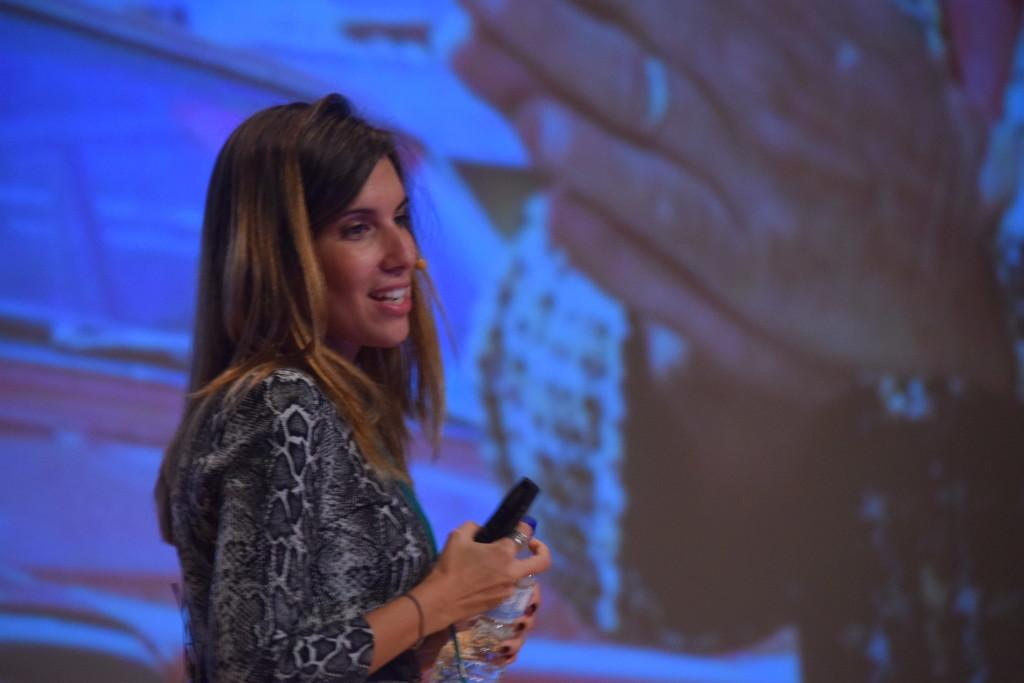 Alba Manzanedo, descubre en Madrid Retail Congress 2018 el modelo de negocio de Clicars