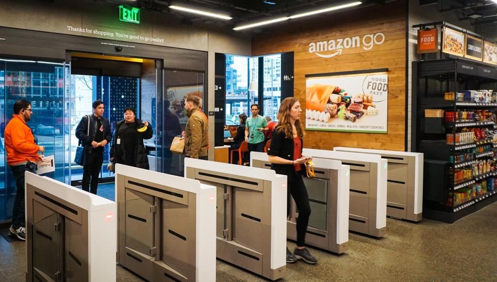 Reino Unido, puerta de entrada a Europa. Londres espera a Amazon Go