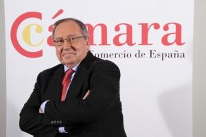 José Luis Bonet, reelegido presidente de la Cámara de Comercio de España