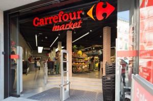 Abre un nuevo  Carrefour Market 24 horas