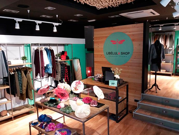 Libélula Shop abre su décima tienda en Lleida