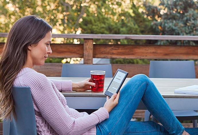 El Kindle, una tarjeta SD y leche, lo más vendido en Amazon