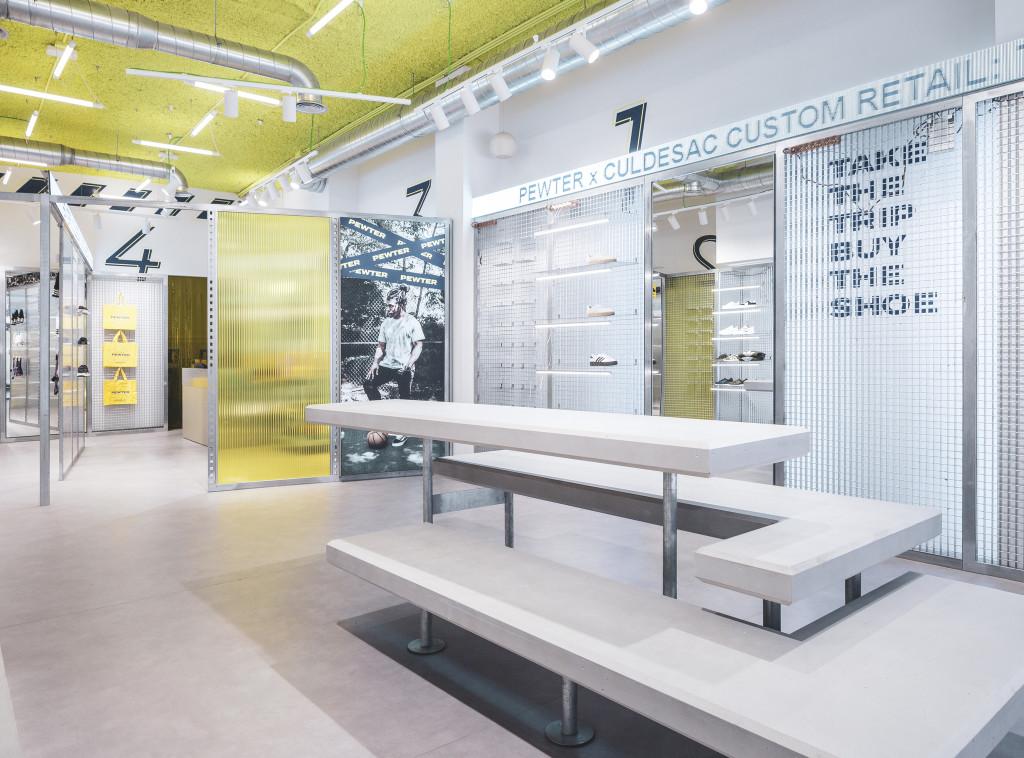 Así es la flagship 360º de Pewter Store en Gandía- Valencia