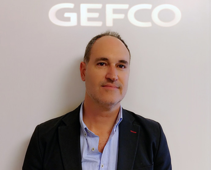 Antonio Fernández, director comercial y marketing de GEFCO España