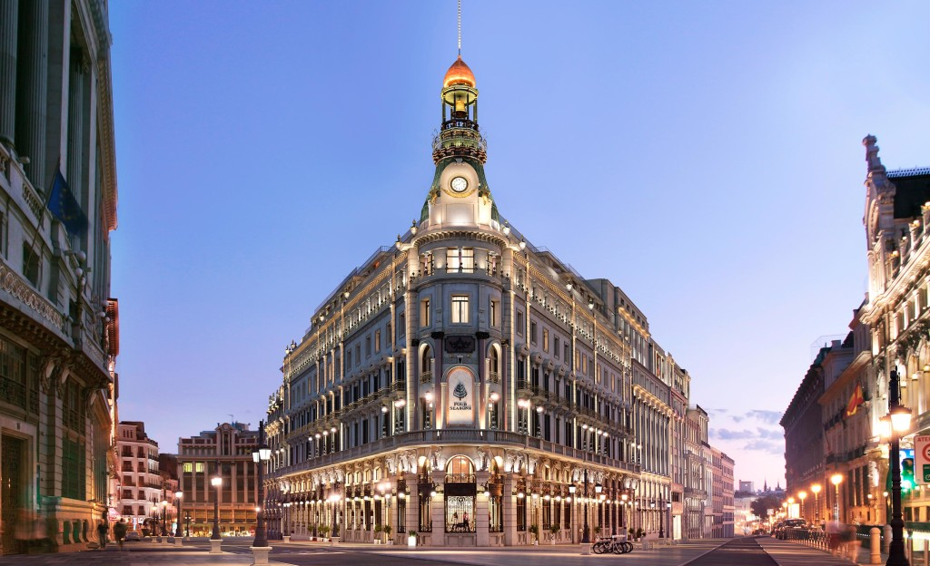 Cuenta atrás para el complejo Canalejas. Shopping de lujo en el centro de Madrid