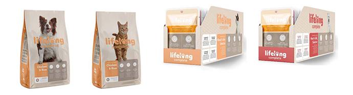 Amazon lanza 'Lifelong', marca propia de alimentación para mascotas