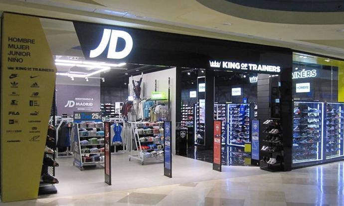 JD Sports entra en el capital del retailer británico Footasylum