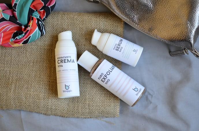 Nace Bioggio, la marca cosmética que potencia el cuidado exterior e interior