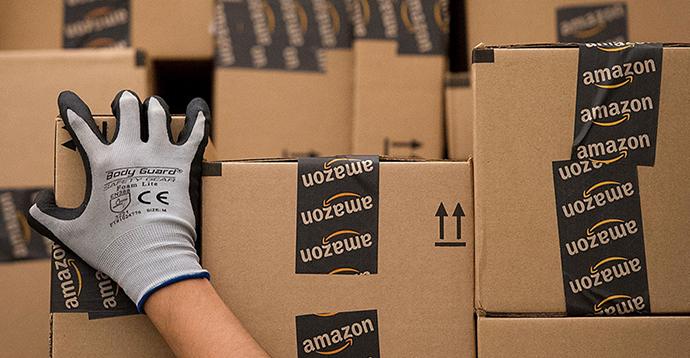 Amazon reducirá la huella de carbono en sus envíos