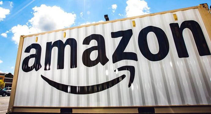Amazon gana la patente para la recogida de paquetes en transportes públicos