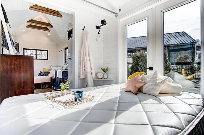 La casa también se podrá comprar a partir de 100.000 dólares.