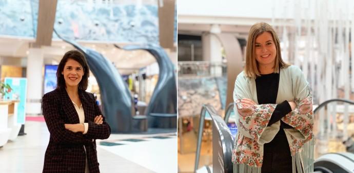 Dos mujeres dirigirán el centro comercial Meridiano de Klépierre