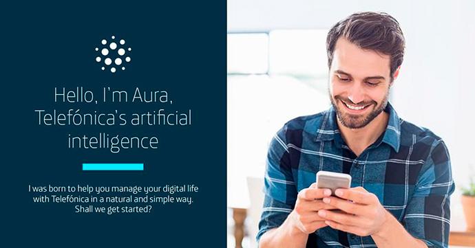 Telefónica y Microsoft, aliadas para impulsar Aura