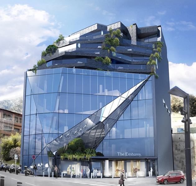 El nuevo complejo ha contado con el asesoramiento de la empresa especializada en espacios comerciales, Larry Smith.