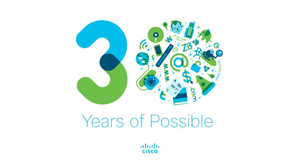 30 Aniversario Cisco WWW