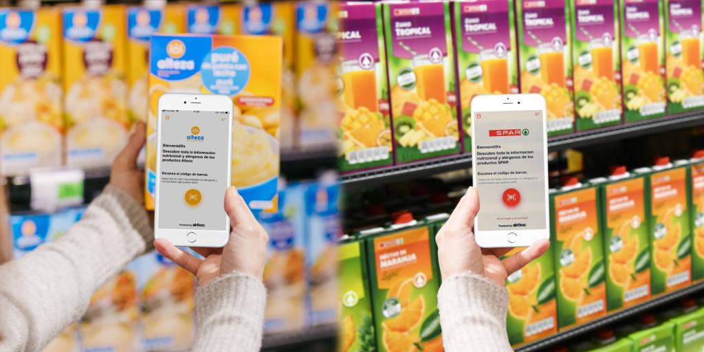 Euromadi lanza apps informativas para sus marcas SPAR y Alteza