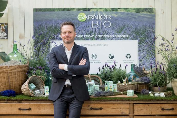 Garnier y su nueva gama bio quieren liderar la cosmética certificada en España