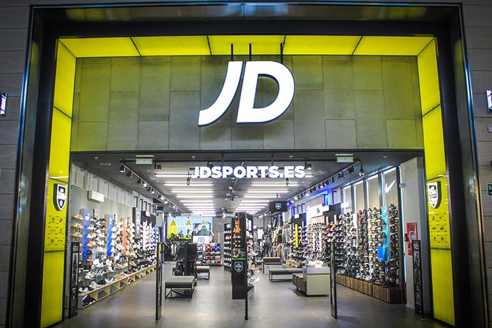 JD Sports arranca en Valladolid su plan de expansión 2019