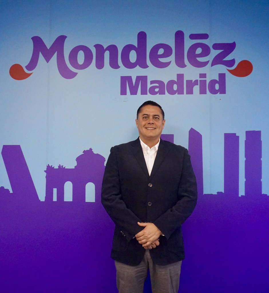 Miguel Sánchez, director general de Meals Iberia en Mondelèz