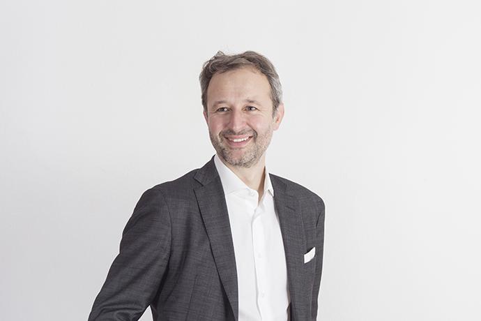Manfredi Ricca, nuevo director ejecutivo mundial de estrategias en Interbrand.