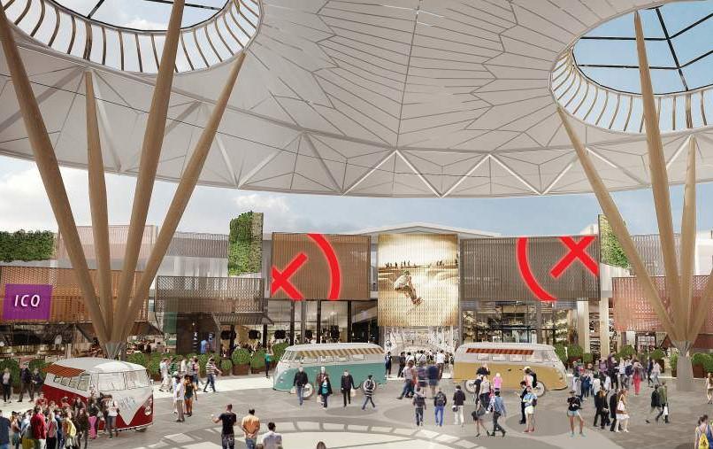 """El centro comercial """"X Madrid"""" de Alcorcón abrirá en septiembre"""
