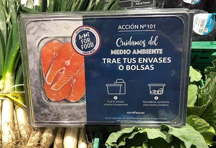 •La medida, pionera en España y en el sector, busca contribuir a la reducción de envases y embalajes.