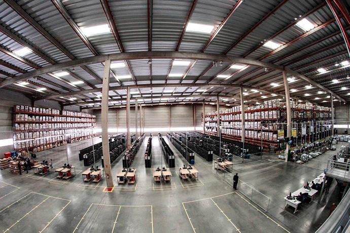 Mediamarkt ampliará su plataforma logística de Pinto