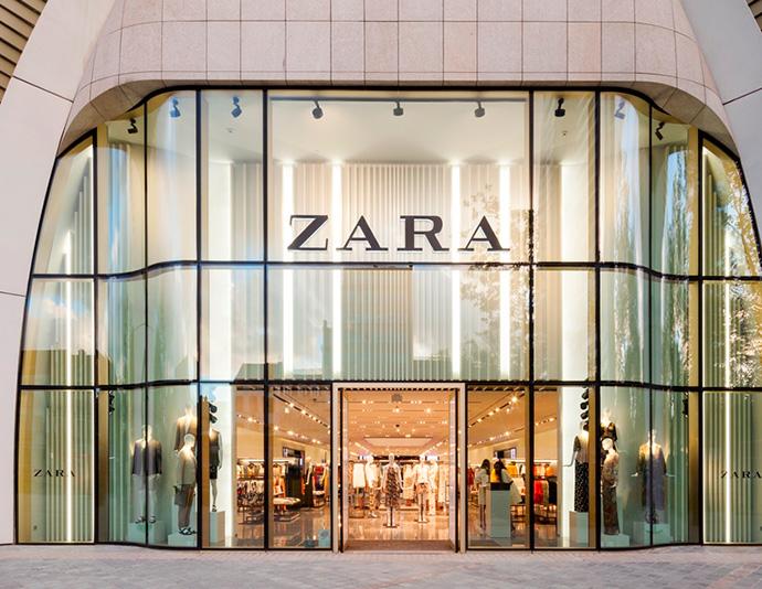 Zara presenta la colección de cuatro alumnas universitarias