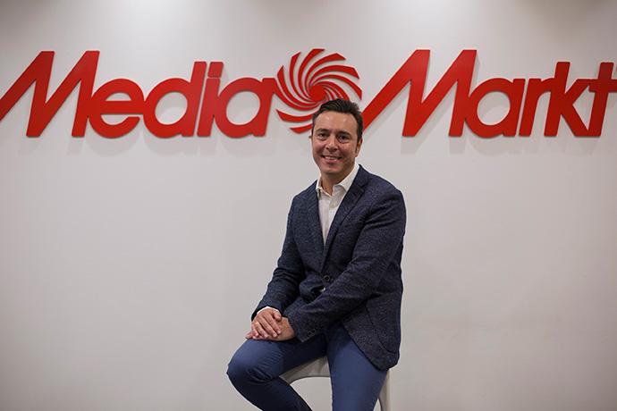 Alberto Álvarez Ayuso, nuevo CEO de Mediamarkt Iberia