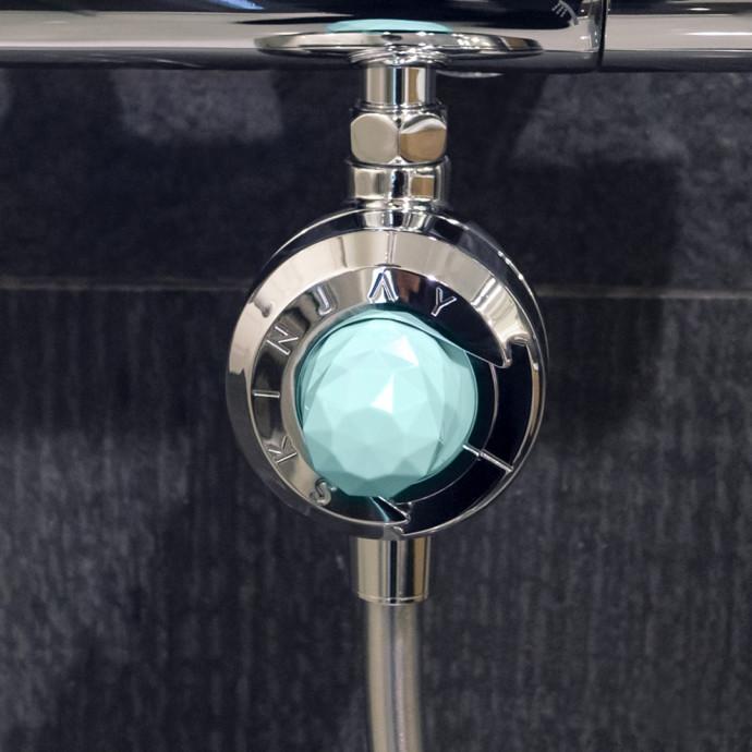 SkinJay, convierte la ducha en un spa con difusión de aceites esenciales