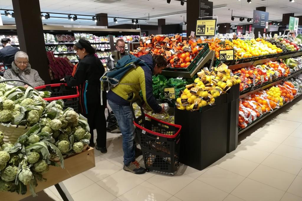 Eroski renueva un supermercado en Zizur con el modelo 'Contigo'
