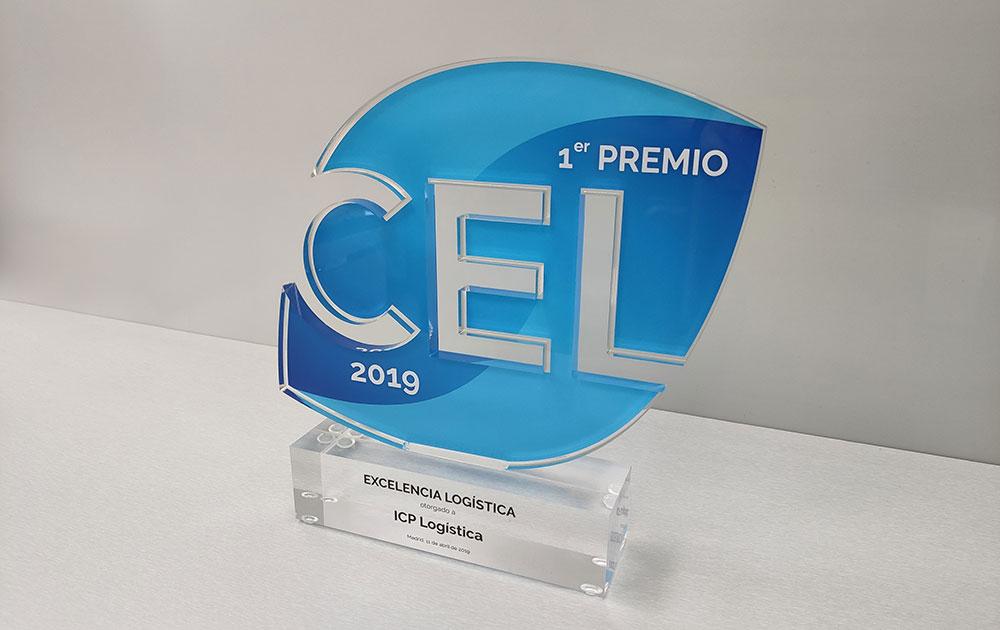 ICP, Premio CEL Logística por la digitalización de la última milla en Worten