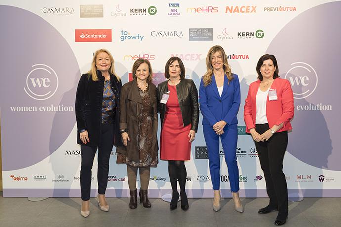Más de 320 participantes en el 1º Congreso Women Evolution