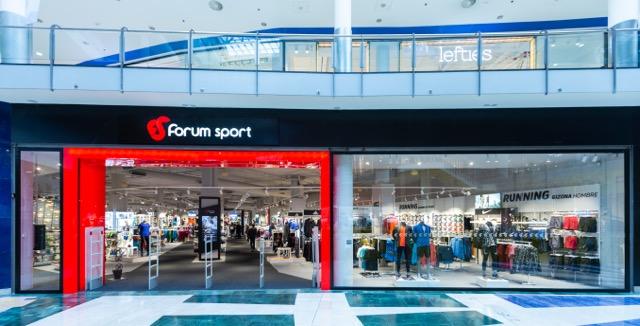 Forum Sport en 2018. Crecimiento y nuevo modelo de tienda