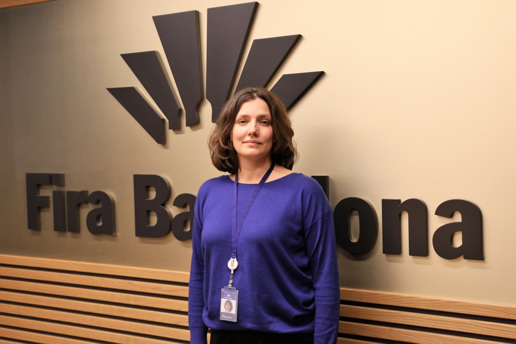 Entrevista  con Alba Batiste,  directora del Retail & Brand Experience World Congress