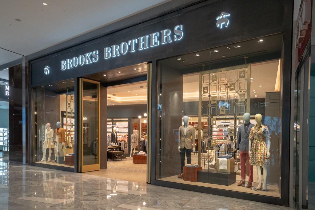 Brooks Brothers abre en Hudson Yards, Nueva York