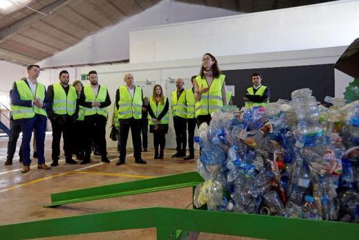 Así es la nueva planta de reciclado de Aguas Danone España
