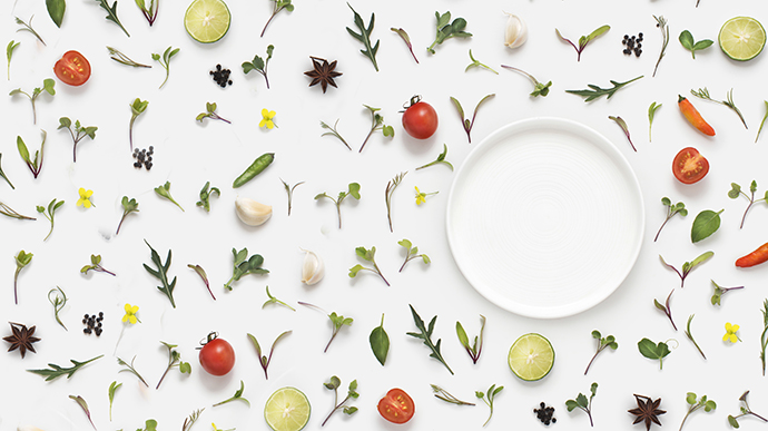 La selección de estos ingredientes se ha basado por su relevancia y potencial de uso para el desarrollo de nuevos alimentos.