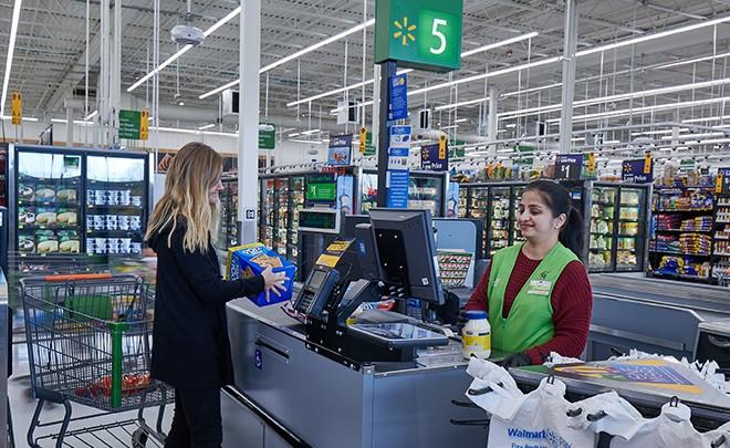 La Inteligencia Artificial en Walmart, adelanta el futuro del supermercado