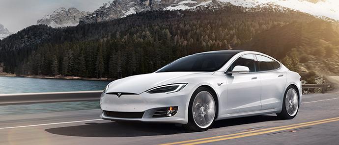Model S (100% eléctrico), está disponible en la nueva tienda de Tesla en Valencia.