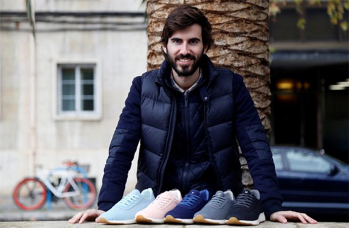 Pablo Mas, fundador y CEO de la marca.