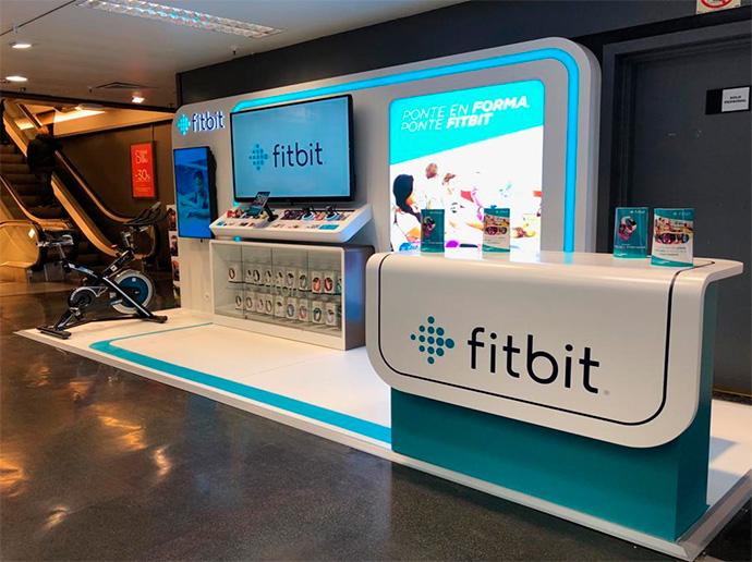 Fitbit abre su primera tienda en España en El Corte Inglés