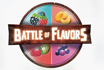 Escudo Battle of flavors_Esp