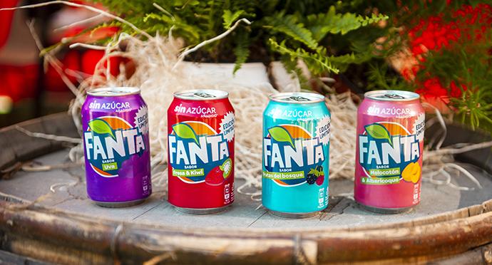 Los cuatro nuevos sabores tienen un tiempo limitado, todos están ya disponibles en los supermercados e hipermercados.