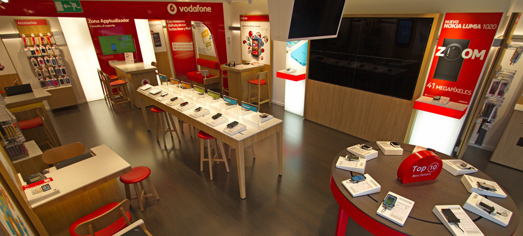 HYM Retail Tech Vodafone