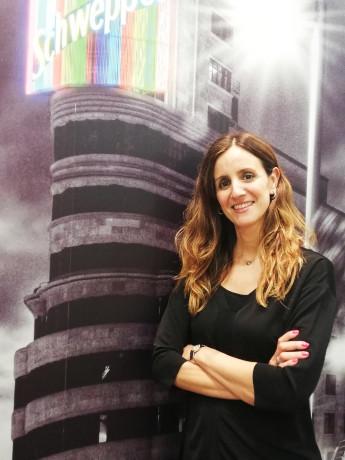 Schweppes Suntory nombra a Laura Sánchez directora comercial de alimentación