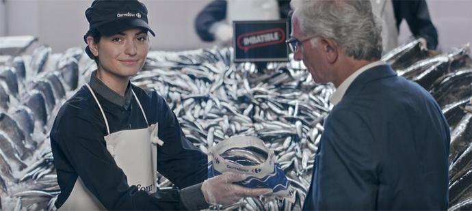 Carrefour lanza la campaña 'Verdad' para promocionar sus productos saludables