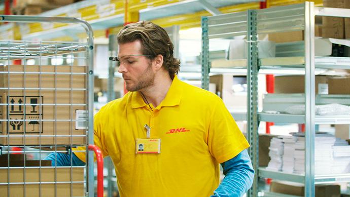 DHL ha implantado el uso de Google Glass 2.0 en sus almacenes