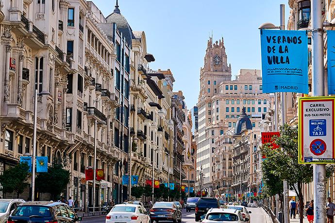 Las calles comerciales españolas, las segundas más transitadas en Europa