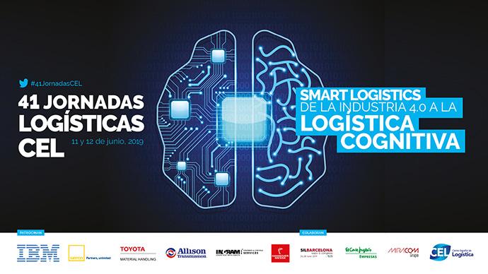 Cartel de las Jornadas Logísticas CEL 2019